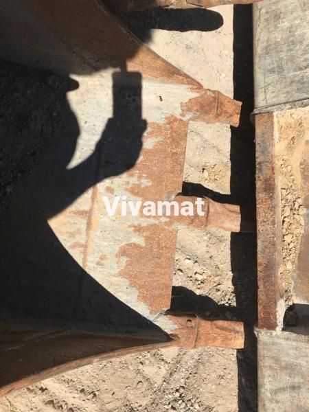 Équipements TP Godet Mecalac 12mtx 2011 50cm Godet Mecalac 12mtx 2011 50cm