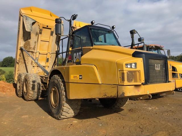 dumper Caterpillar 745C