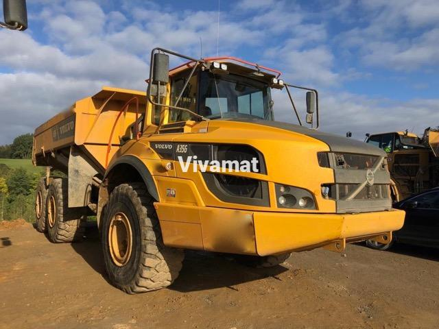 Tombereau Volvo A35G