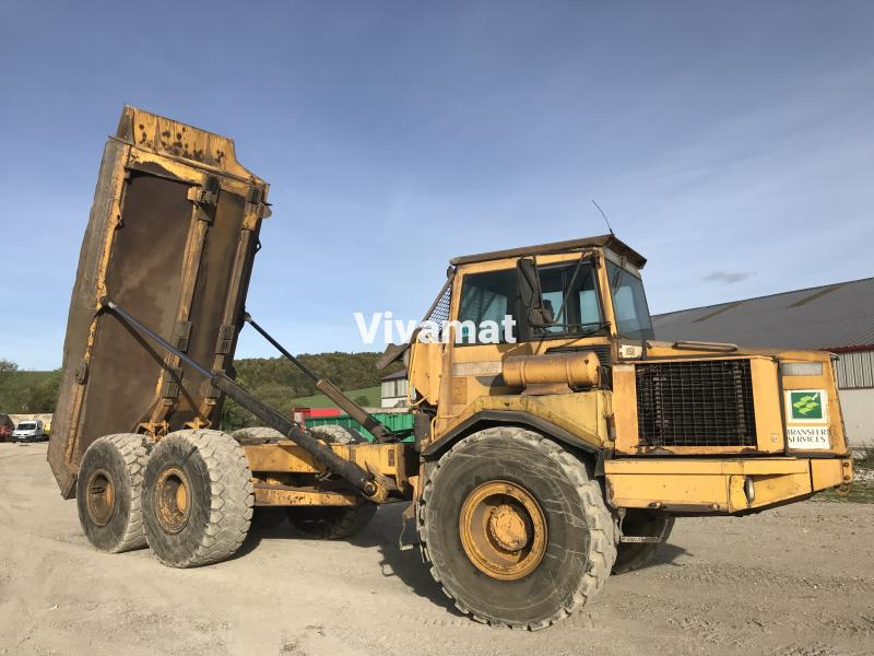 Tombereau Volvo A 25 C