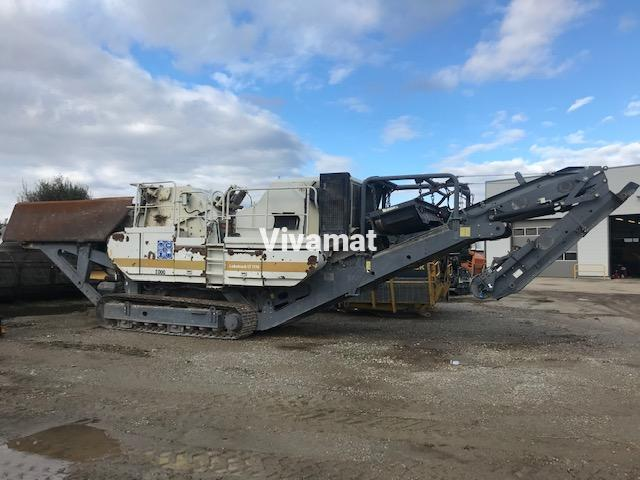 Concassage/recyclage Metso Minerals LT1110