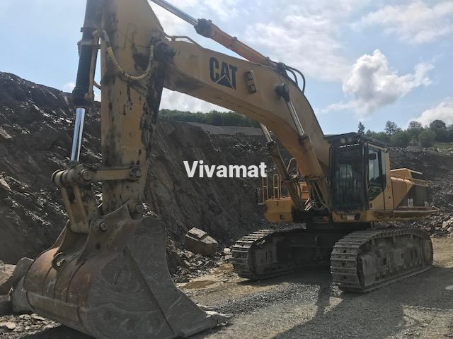 graafmachine Caterpillar 375