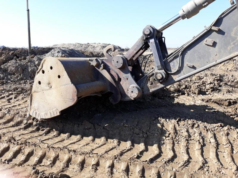 Escavatore Volvo EC380ENL