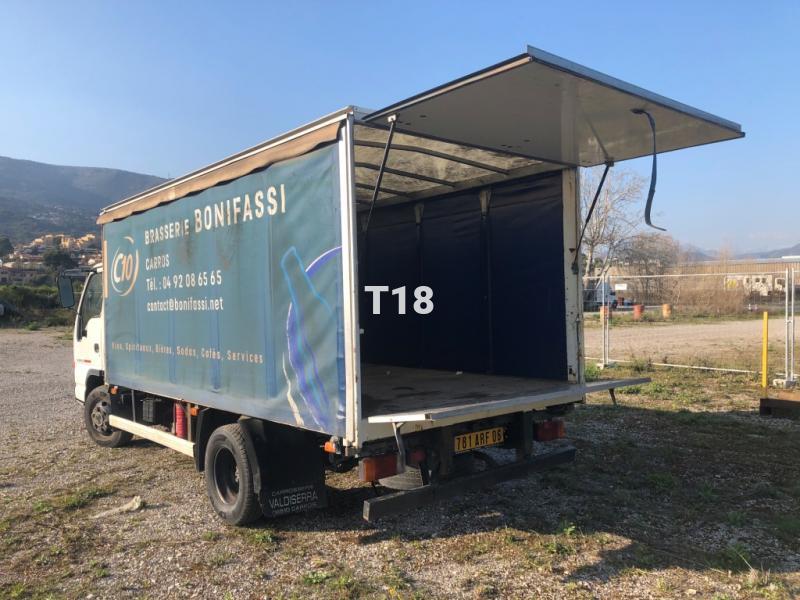 Camion Isuzu N-SERIES NKR