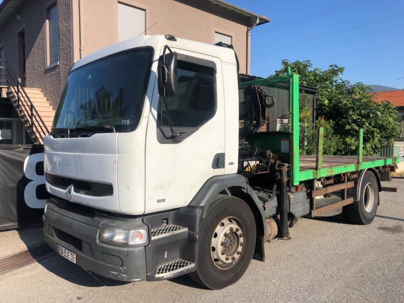 vrachtwagen Renault Premium 260.19