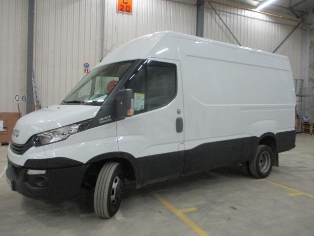 Utilitaire Iveco Daily 35C14V Fourgon Fourgon tôlé