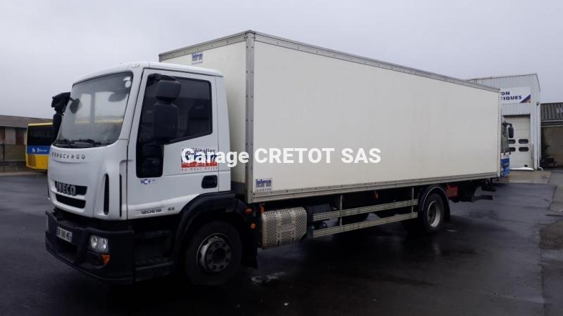 Camion Iveco Eurocargo ML 120 E 19 P Fourgon