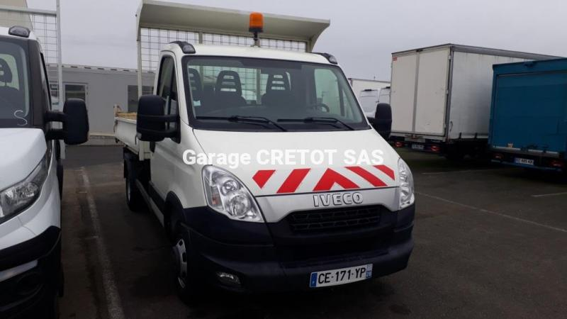 Benne Iveco Daily 35C13 Benne arrière