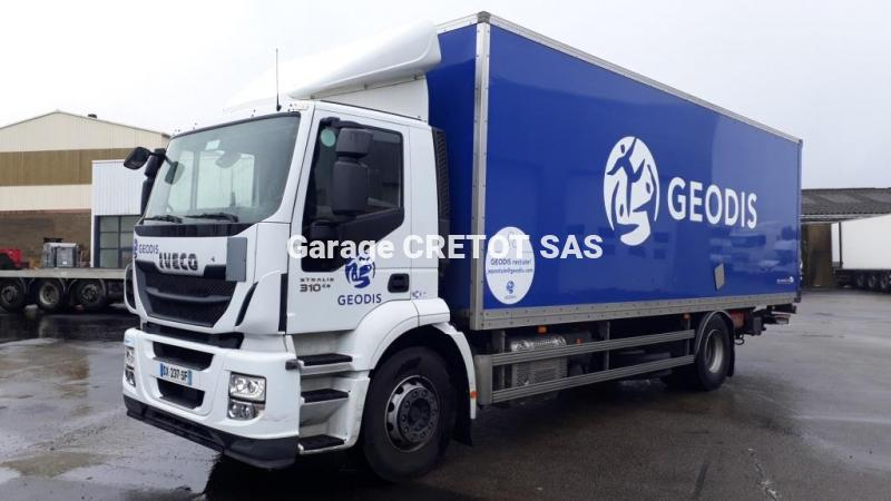 Camion Iveco Stralis AD 190 S 31 P Fourgon