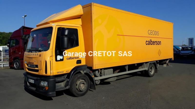 Camion Iveco Eurocargo ML 120 E 22 P Fourgon