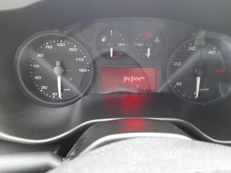 Benne Iveco Daily 35C14D Benne arrière