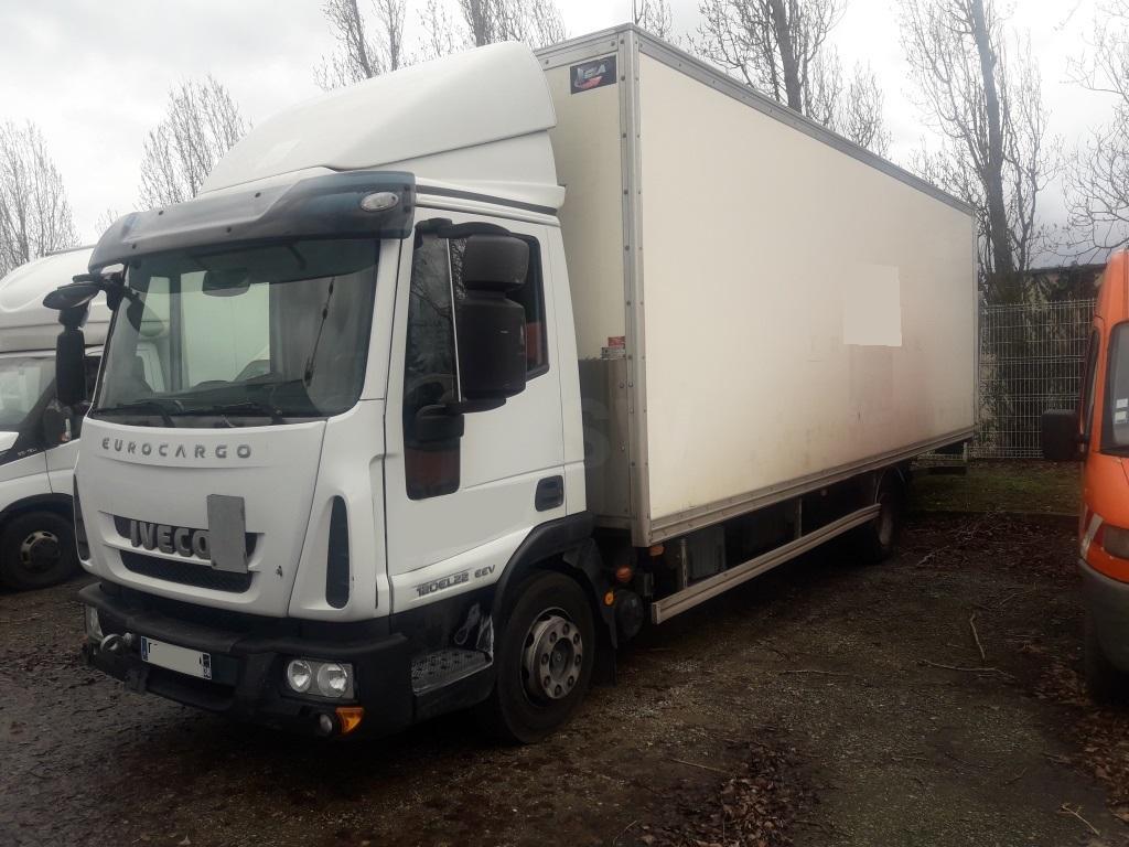 Camion Iveco Eurocargo ML 120 EL 22 P Fourgon