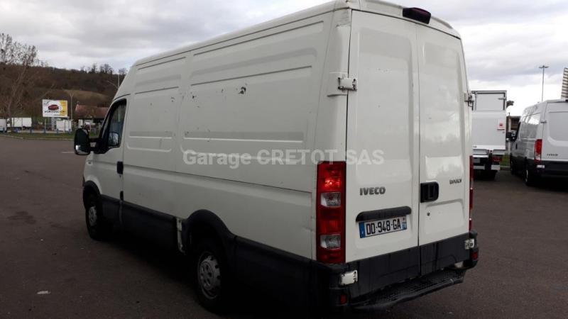 Fourgon Iveco Daily 35S13V12 Fourgon tôlé