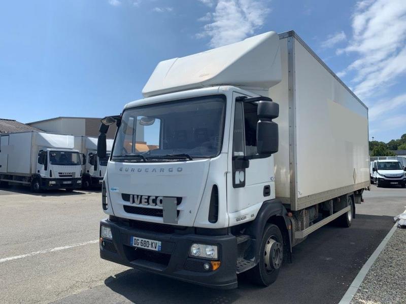 Camion Iveco Eurocargo 120E21 Fourgon