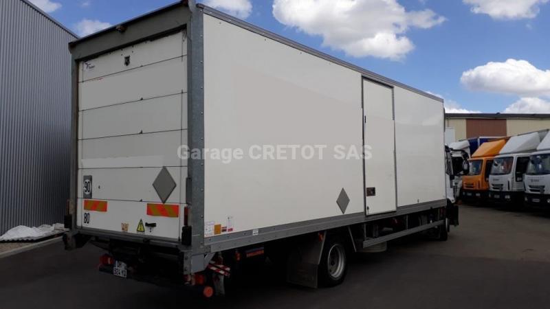 Fourgon Iveco Eurocargo 120E21