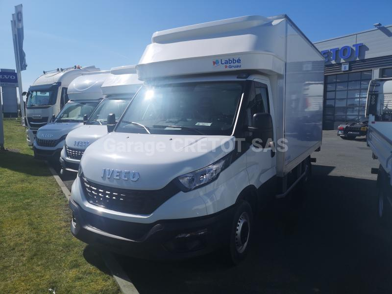 Utilitaire Iveco Daily 35S16 Caisse grand volume