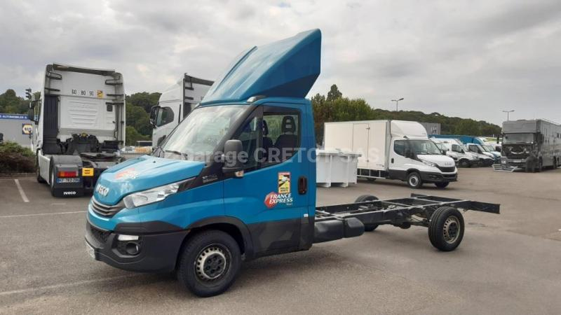 Utilitaire Iveco Daily 35S14 Caisse grand volume