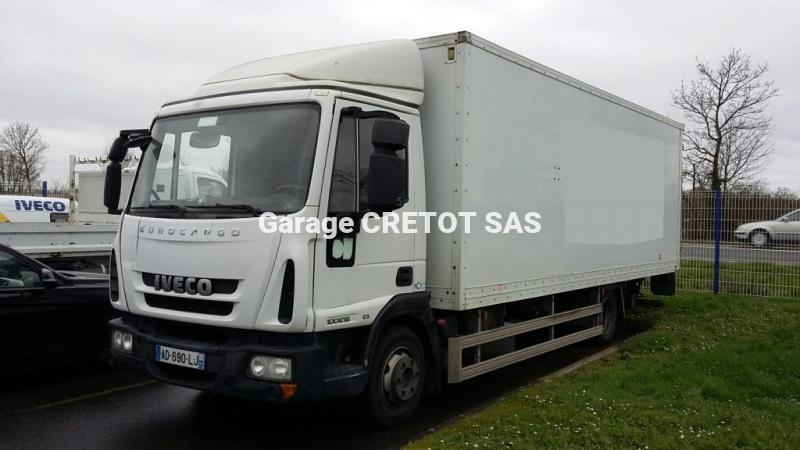 Camion garage cretot for Garage iveco limoges