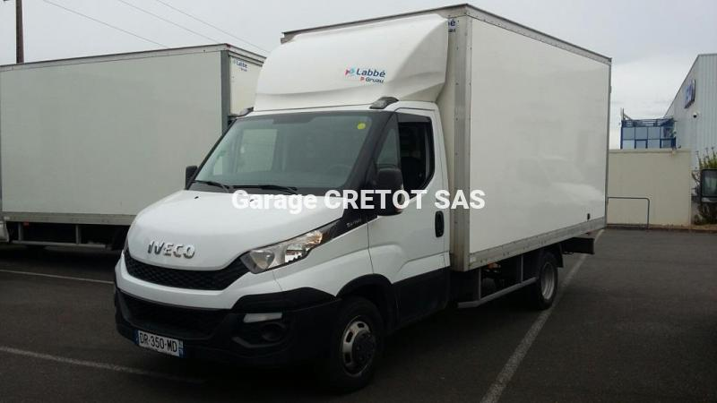 Iveco garage cretot for Garage iveco limoges