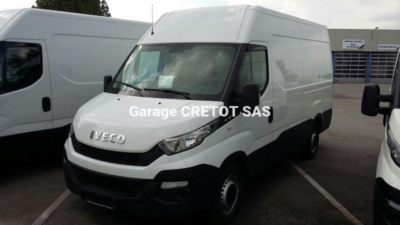 Utilitaire garage cretot for Garage iveco limoges