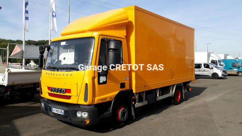 Camion Iveco Eurocargo ML 75 E 16 P Fourgon