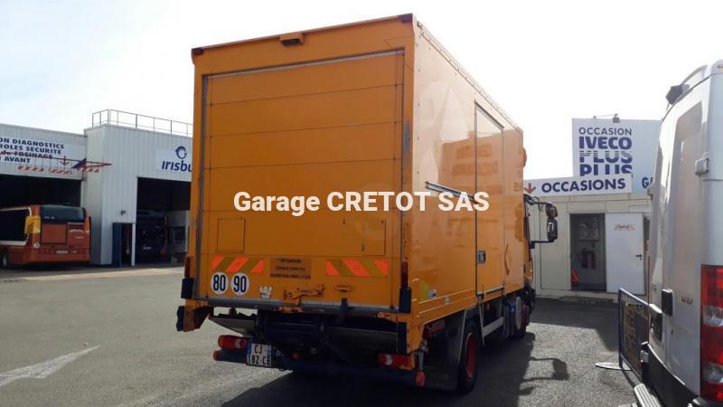 Fourgon Iveco Eurocargo ML 75 E 16 P