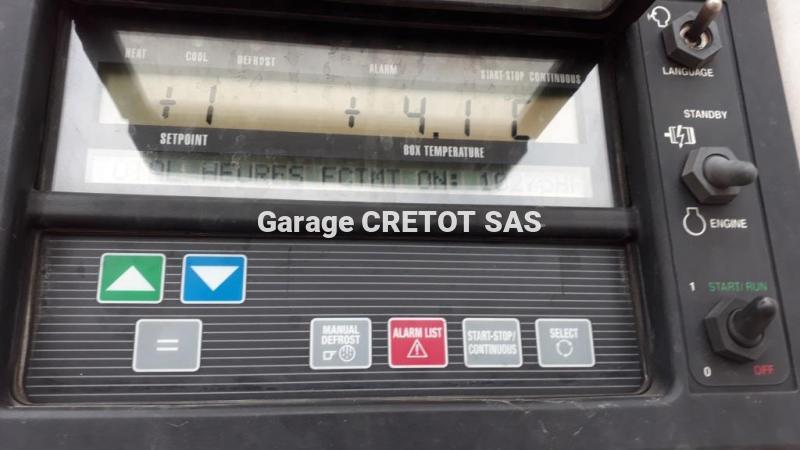 Frigo Chereau CSD3 Mono température