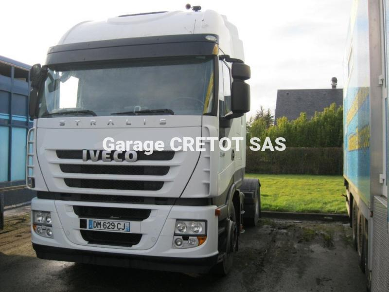 Tracteur iveco garage cretot for Garage iveco limoges