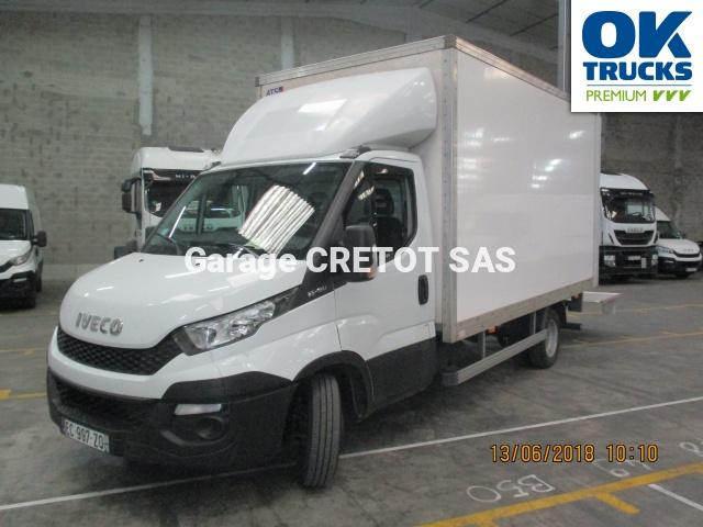 Utilitaire Iveco Daily 35C15 Caisse grand volume