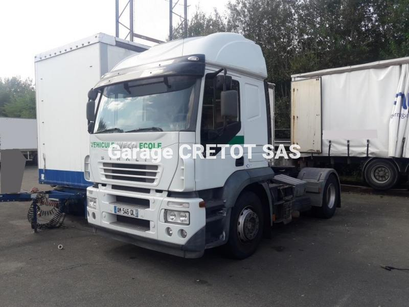 Tracteur Iveco Stralis AT 440 S 43 TP