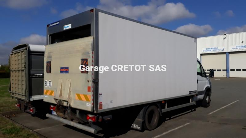 Caisse grand volume Iveco Daily 65C15