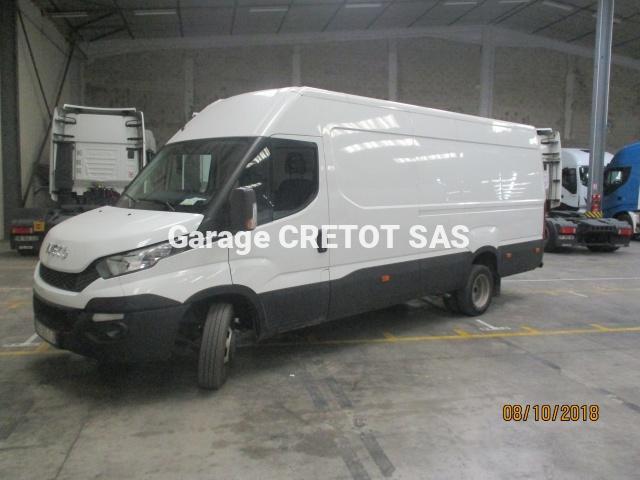 Utilitaire Iveco Daily 35C13V Fourgon Fourgon tôlé