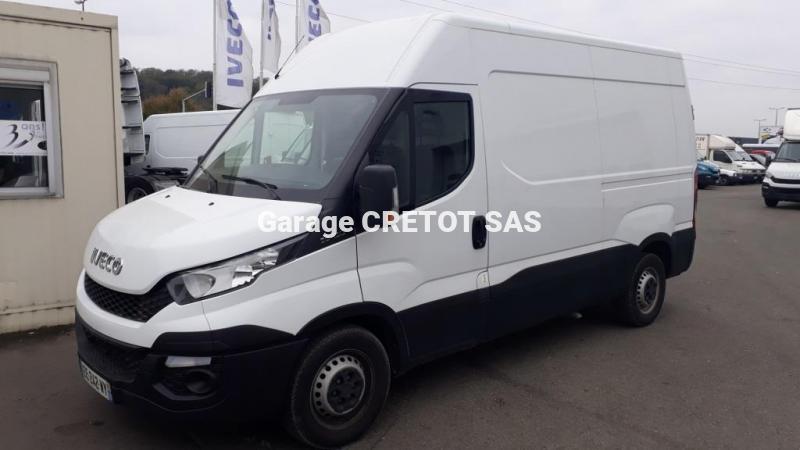 Utilitaire Iveco Daily 35S13V Fourgon Fourgon tôlé