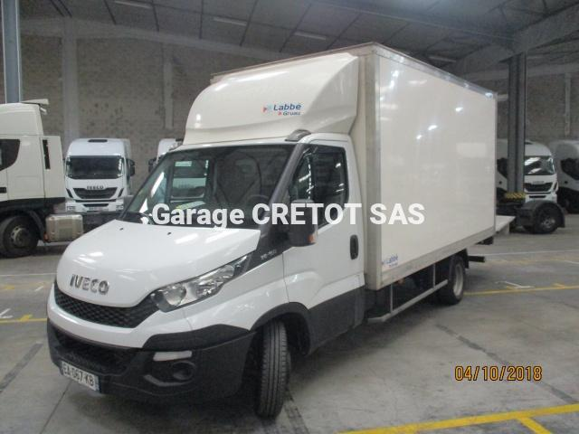 Utilitaire Iveco Daily 35C15 Fourgon Fourgon tôlé