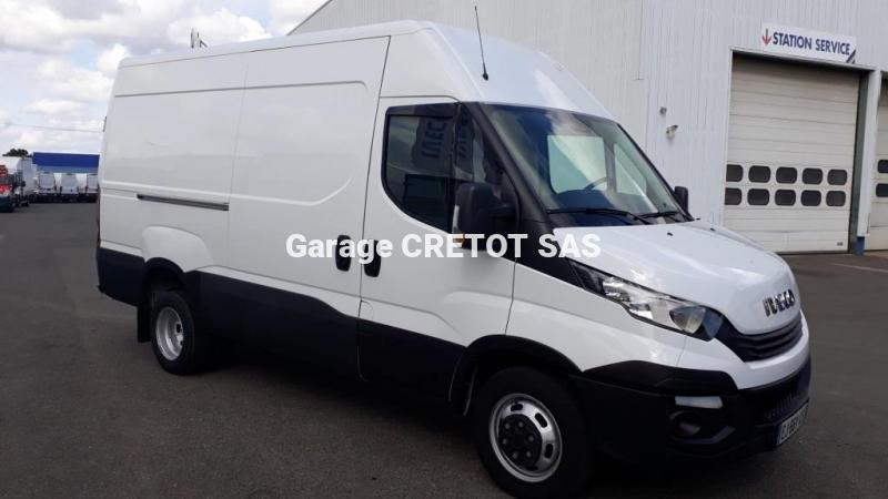 Caisse grand volume Iveco Daily 35C14V