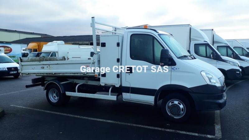 Utilitaire Iveco Daily 35C15L Benne Benne arrière