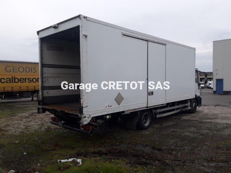 Fourgon Iveco Eurocargo ML 120 E 22 P Déménagement