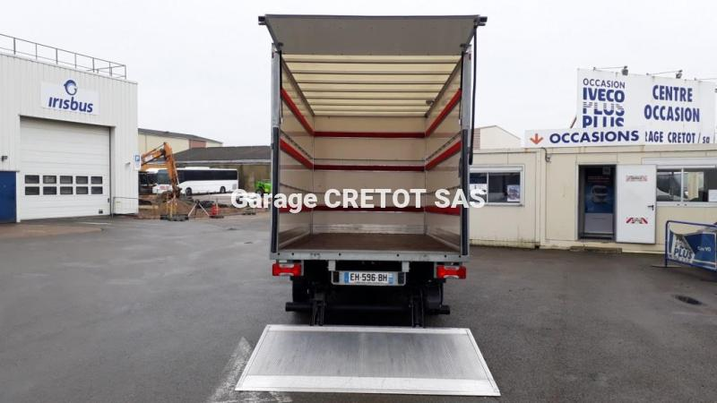 Caisse grand volume Iveco Daily