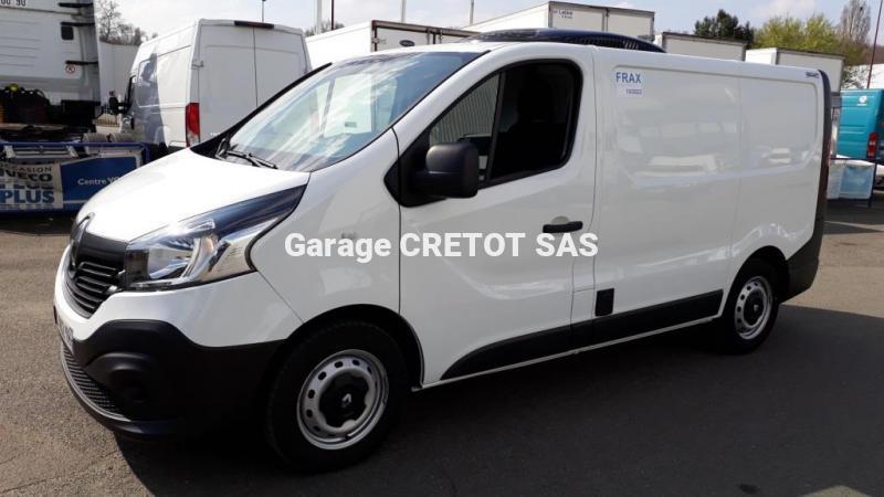 Utilitaire Renault Trafic L1H1 2,0L DCI 115 CV Frigo Mono température