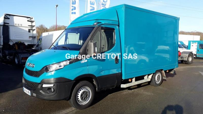 Utilitaire Iveco Daily 35S13 Caisse grand volume
