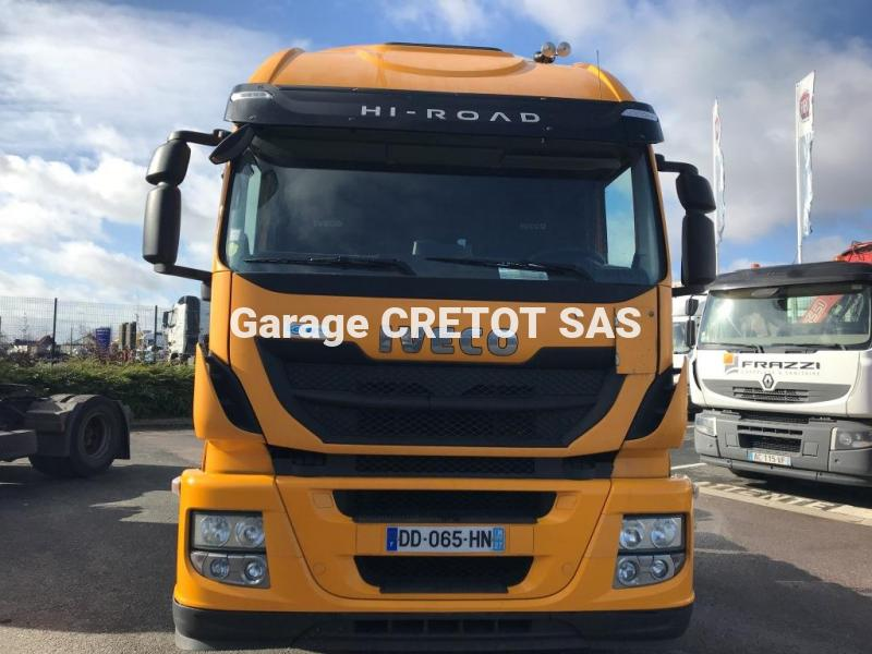 Tracteur Iveco Stralis AT 440 S 42 TP