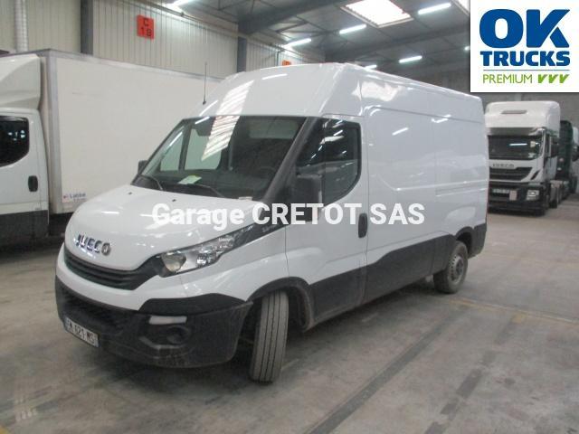 Utilitaire Iveco Daily 35S14V Fourgon Fourgon tôlé