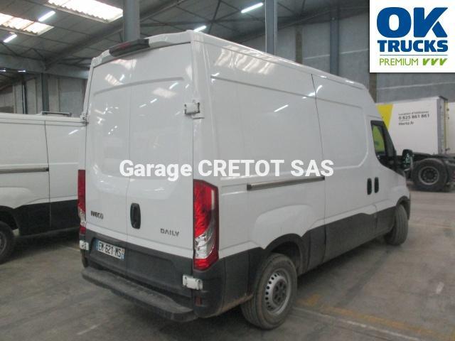 Fourgon Iveco Daily 35S14V Fourgon tôlé