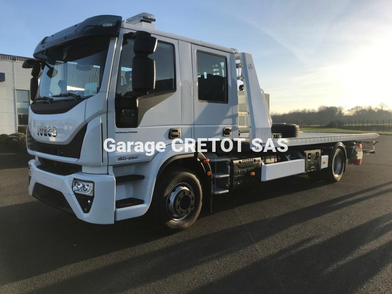 Camion Iveco Eurocargo ML 150 E 25 D/P Véhicules spéciaux Dépannage