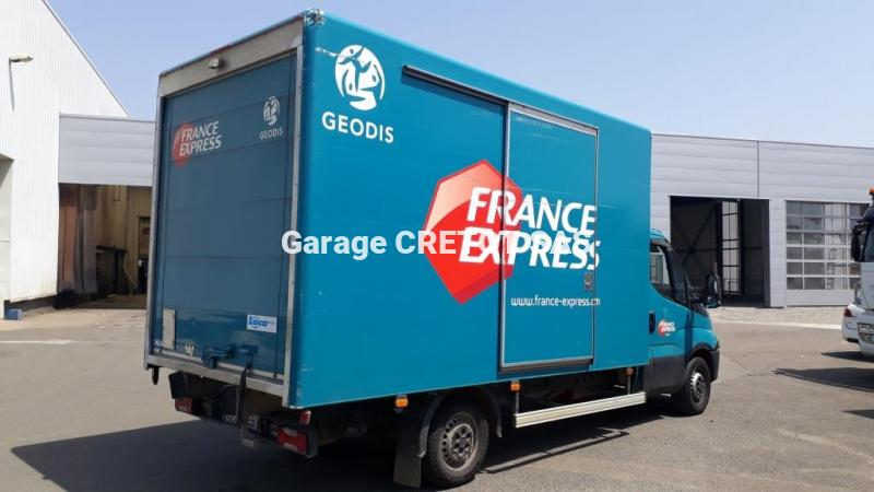 Caisse grand volume Iveco Daily 35S14
