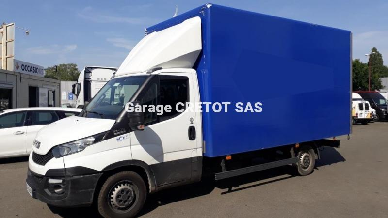 Caisse grand volume Iveco Daily 35S17