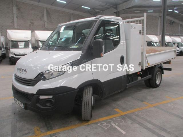 Utilitaire Iveco Daily 35C14 Benne Benne arrière