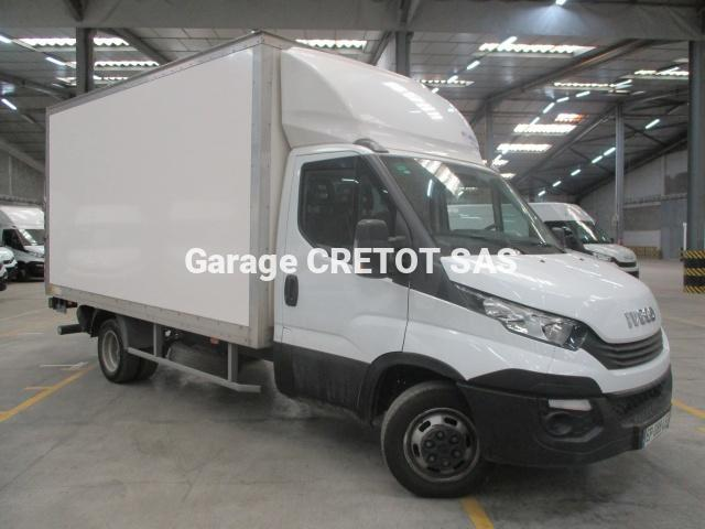 Caisse grand volume Iveco Daily 35C16