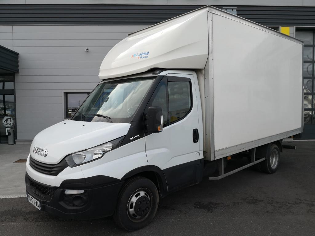 Utilitaire Iveco Daily 35C16 Caisse grand volume