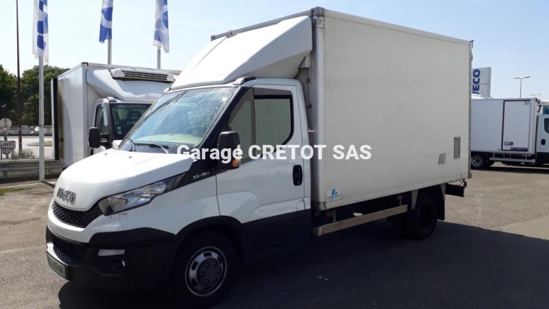 Utilitaire Iveco Daily 35C15 Isotherme